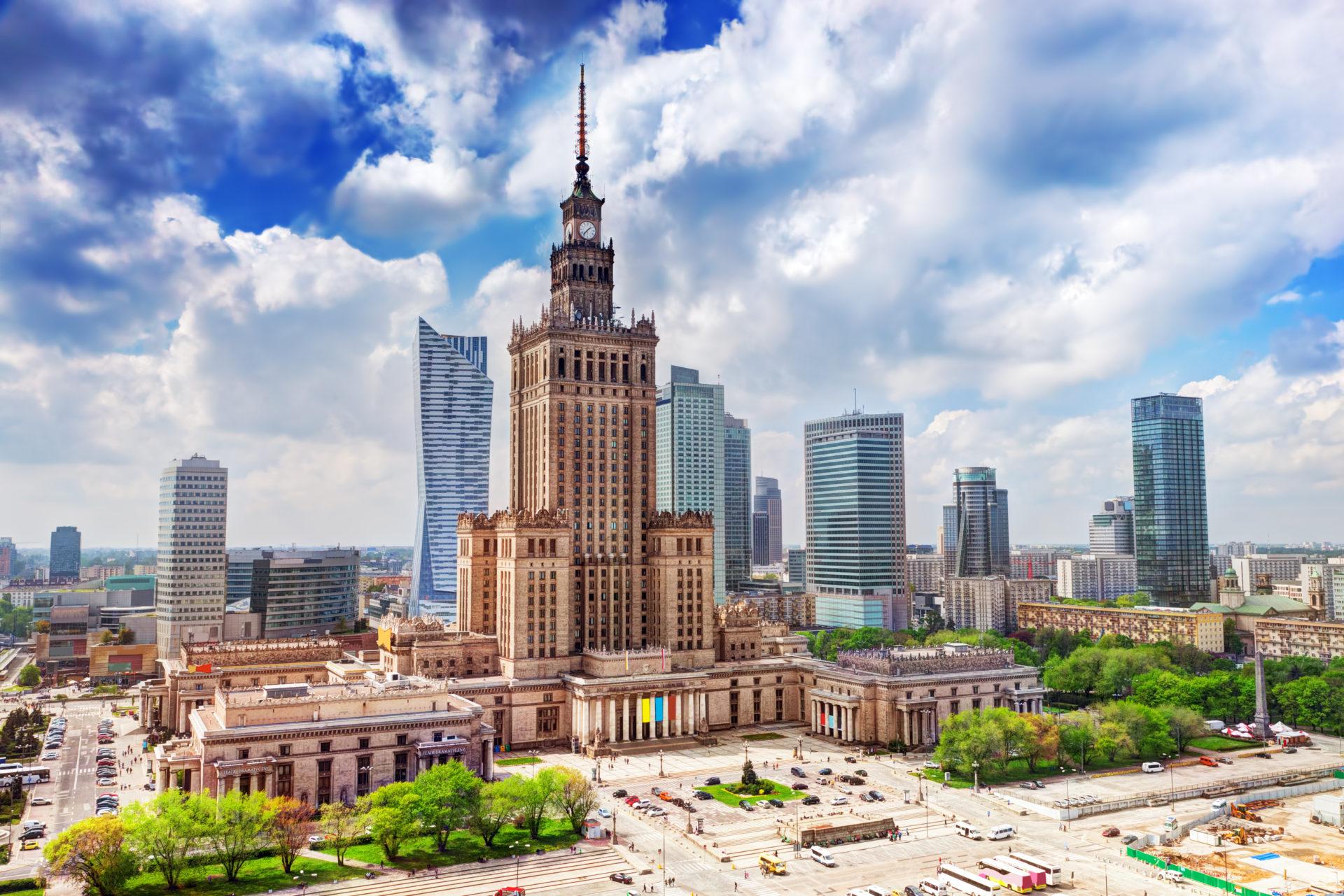 Z czego słynie Warszawa?
