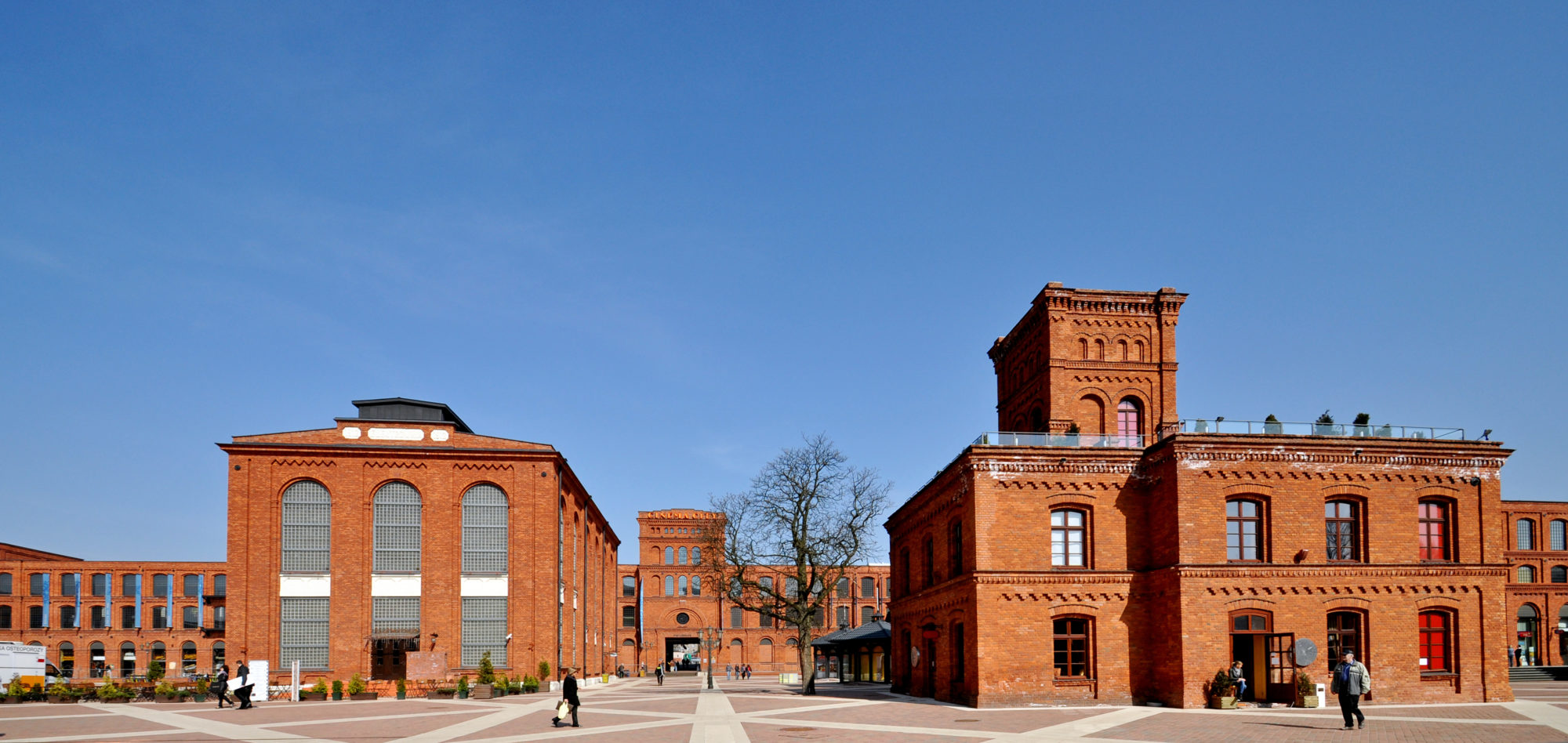 Łódź – miasto-galeria