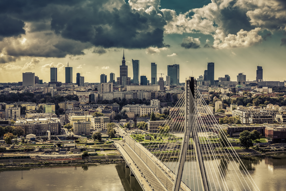 Warszawa dla nowicjuszy