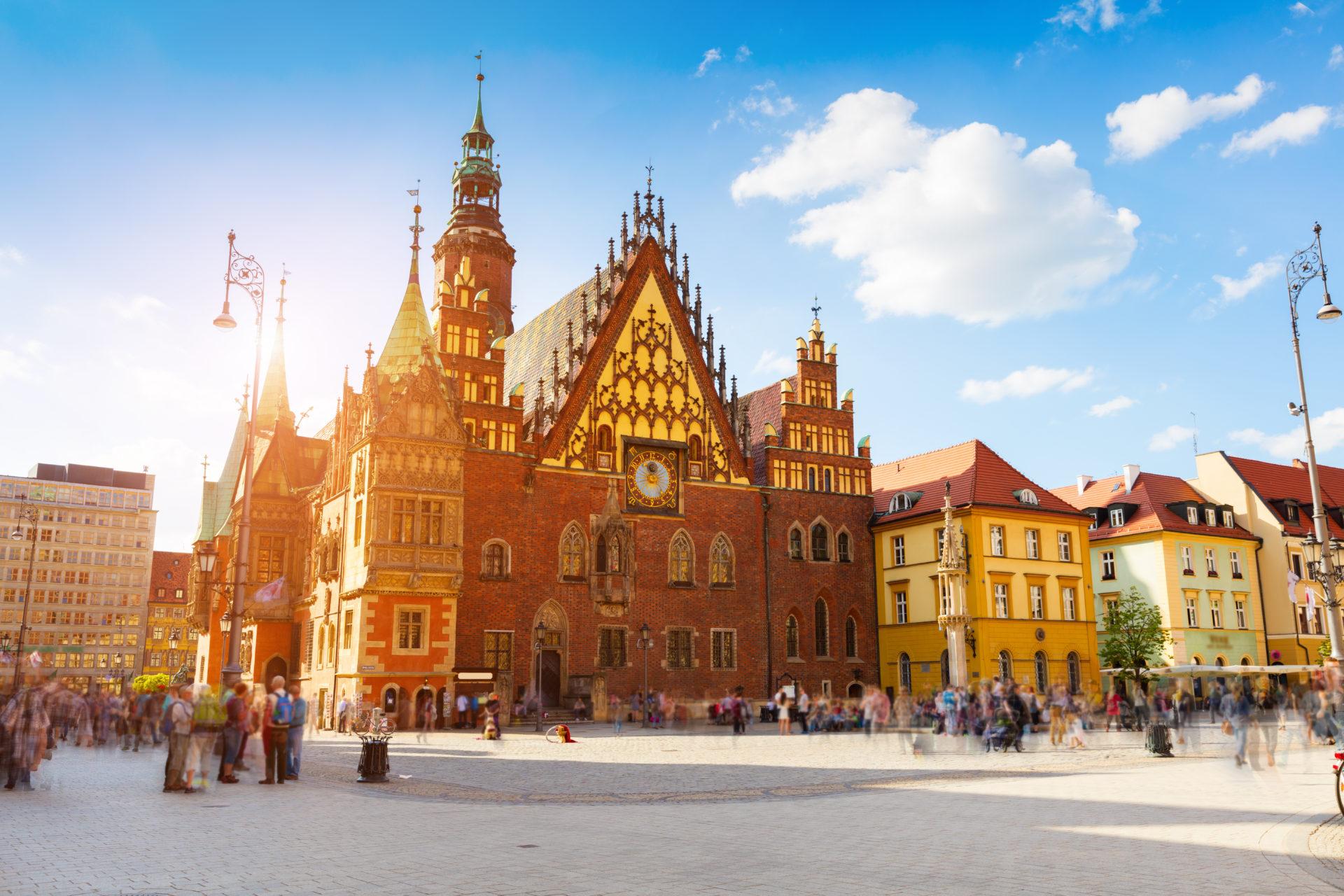 Wrocław – miasto z wyjątkową historią