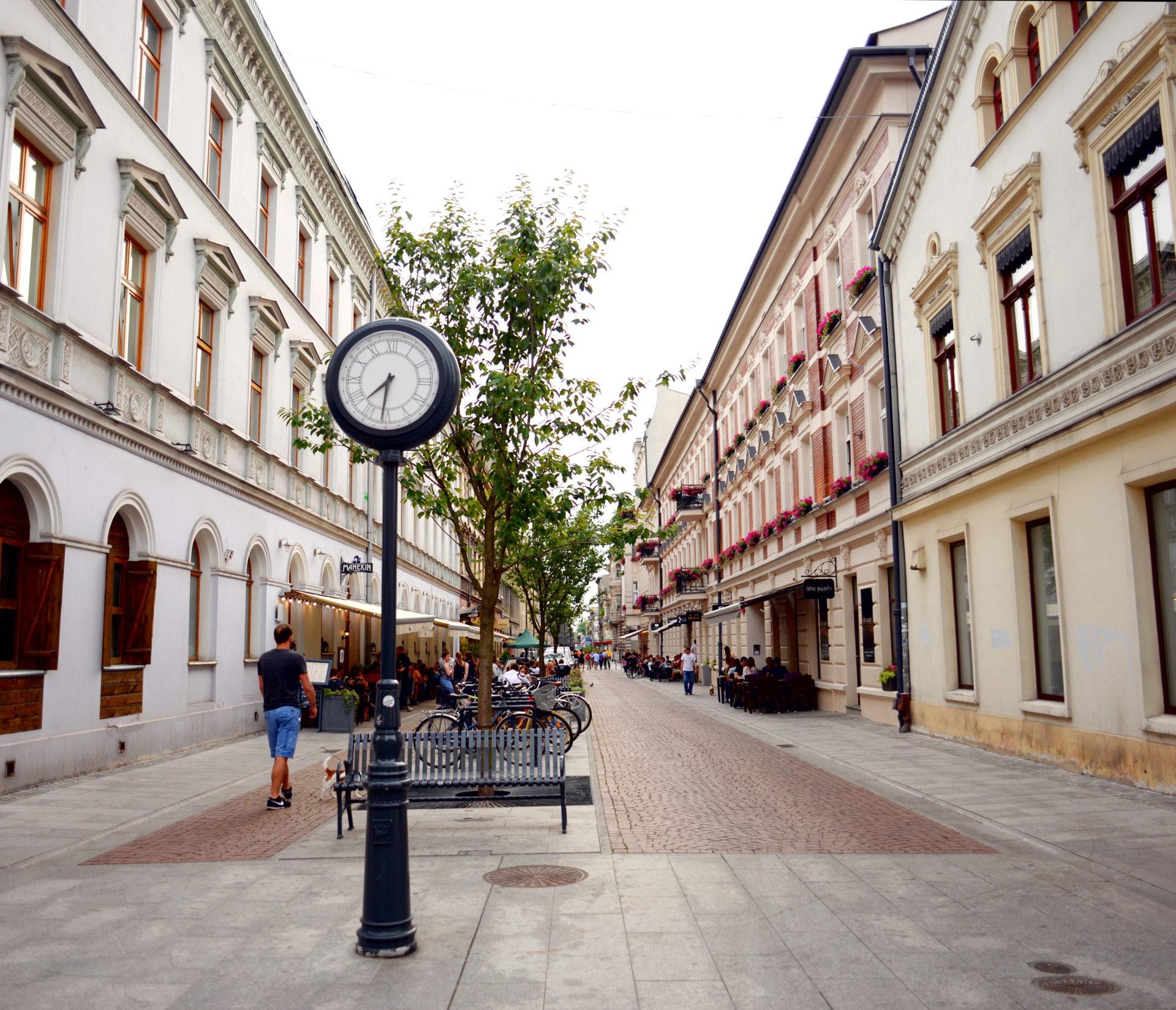 Łódź – miasto przemysłu i filmu