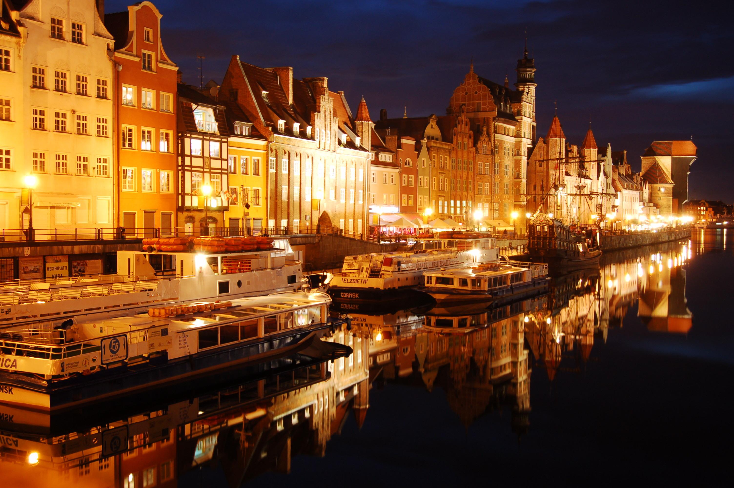 Gdańsk – najpiękniejsze miasto polskiego wybrzeża
