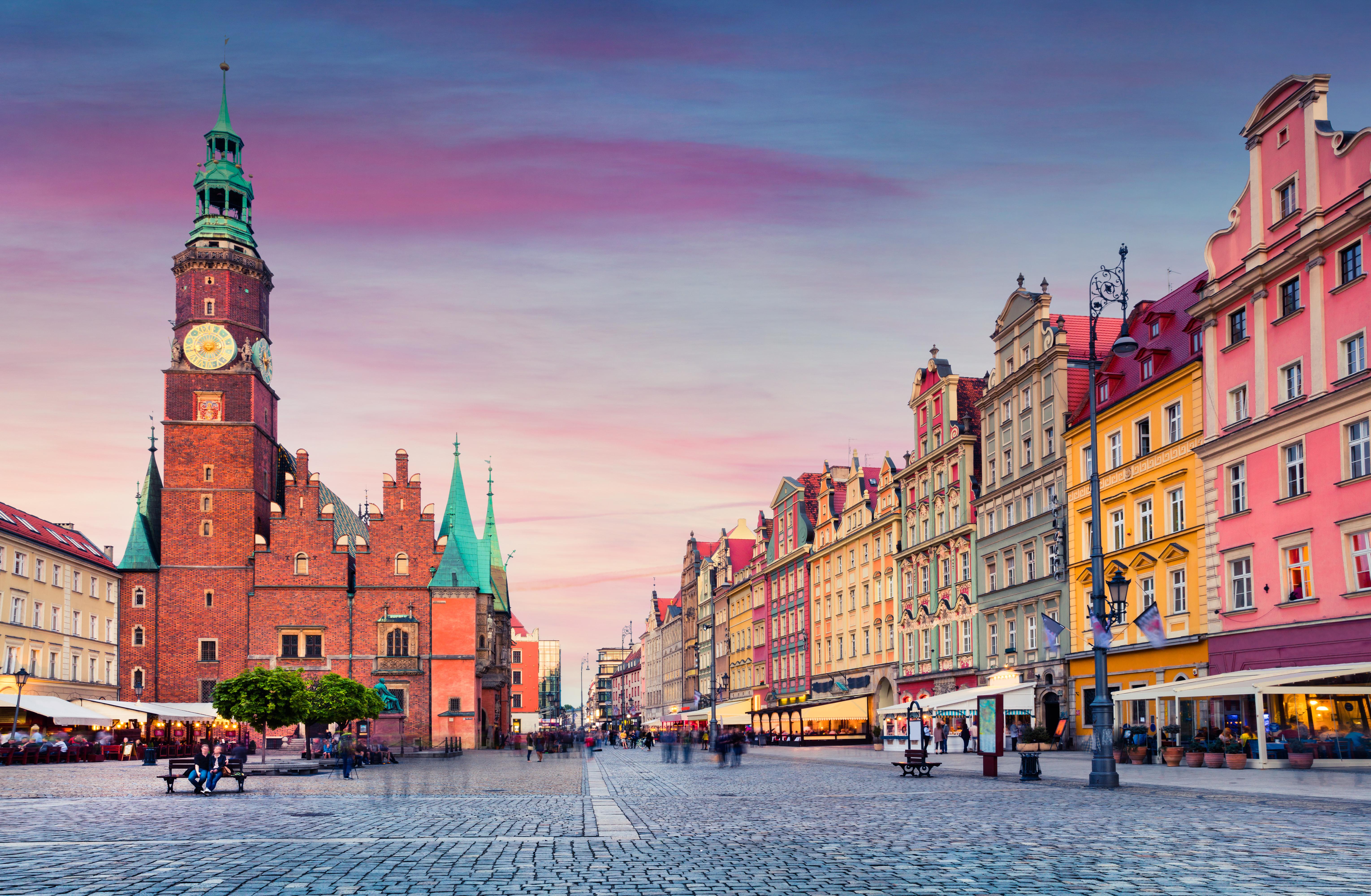 10 najciekawszych obiektów we Wrocławiu